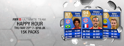 FUT 13 Happy Hour (May 23rd 2013) - FIFA 13 Ultimate Team