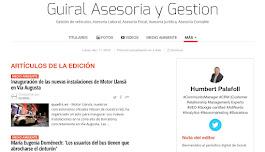El periódico digital de Guiral