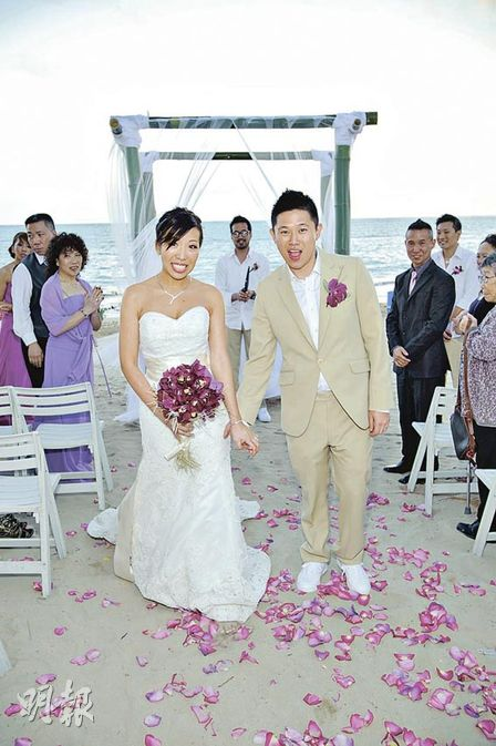 news2 MC Jin got married in Puerto Rico!