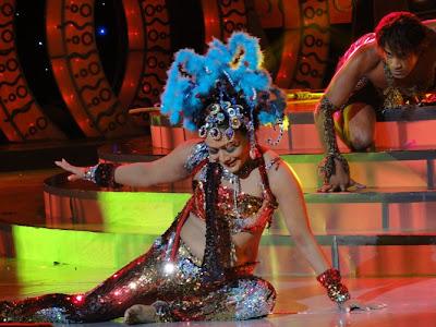 Dance Stars Dance Hot Stage