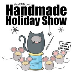 EtsyRAIN Holiday Show