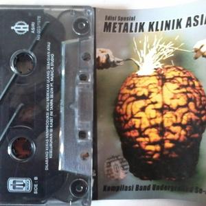 Metalik Klinik Asia, Narsamum, Death Metal Band from Malaysia