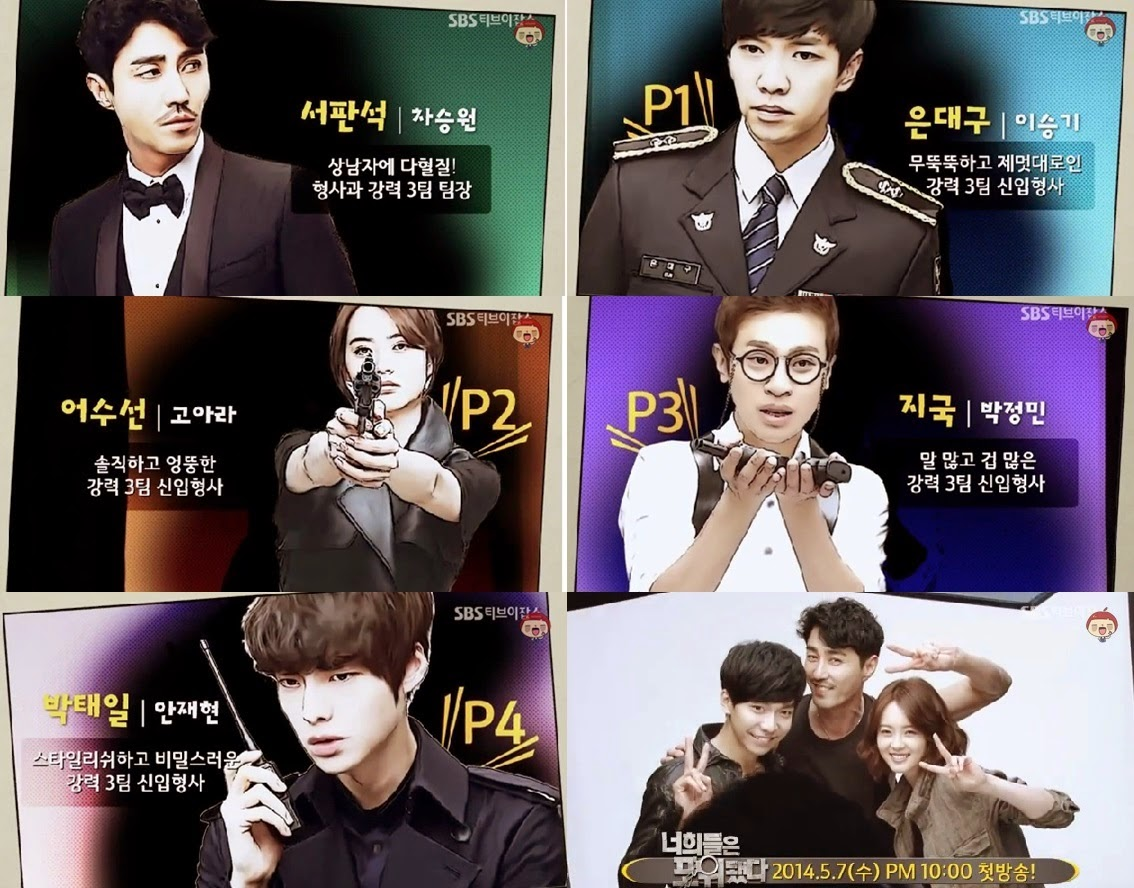 Profil pemain You're All Surrounded