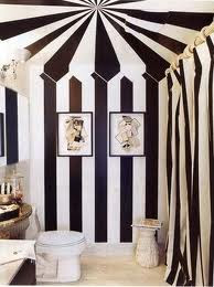 Stephen Shubel Circus Bathroom