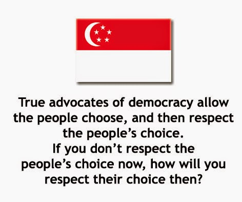 Freedom of Speech in Singapore