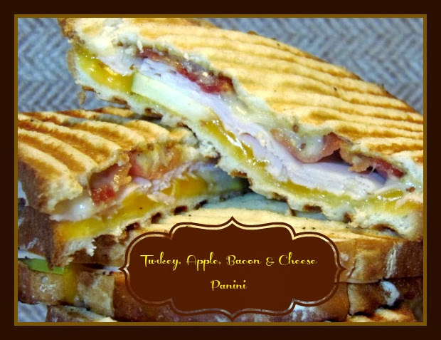 Turkey and Apple Panini Recipe