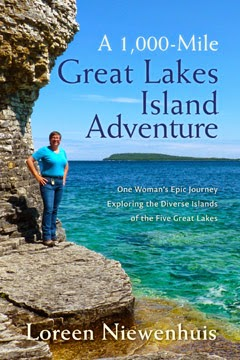 Third book in Great Lakes Adventure Trilogy
