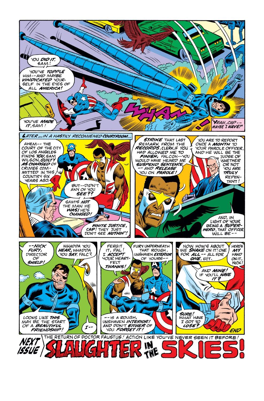 Captain America (1968) Issue #191 #105 - English 19