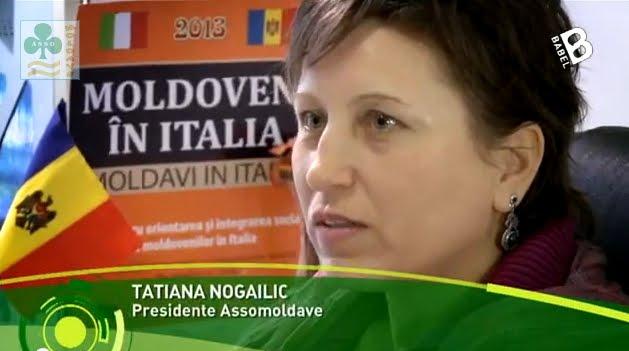 MOLDOVENI IN ITALIA
