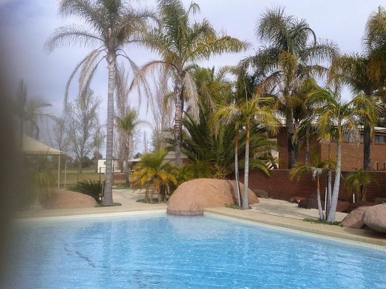 Hilltop Resort Pool