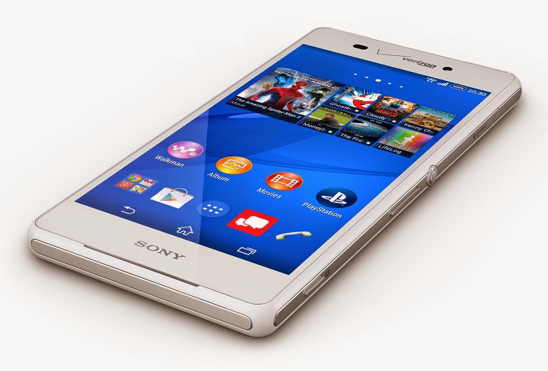 Perbandingan Smartphone Android Sony Xperia Z3v dengan Sony Xperia Z Ultra