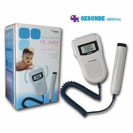 Fetal Doppler Bistos Hibebe BT-200 LCD