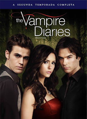 The Vampire Diaries - 2ª Temporada Completa - BDRip Dual Áudio
