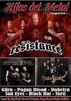 Hijos del Metal #12