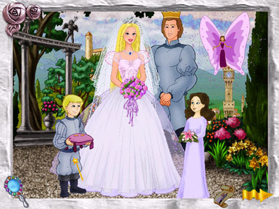 I don 39t buy into the whole fairy tale wedding thing