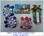 SMALL GIVE AWAY by MamaYatie | FM Penyu