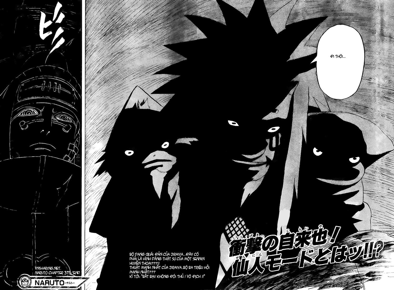 Naruto chap 375 Trang 16 - Mangak.info