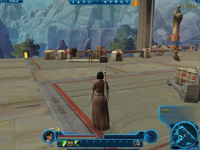 SWTOR - Jedi Consular Force