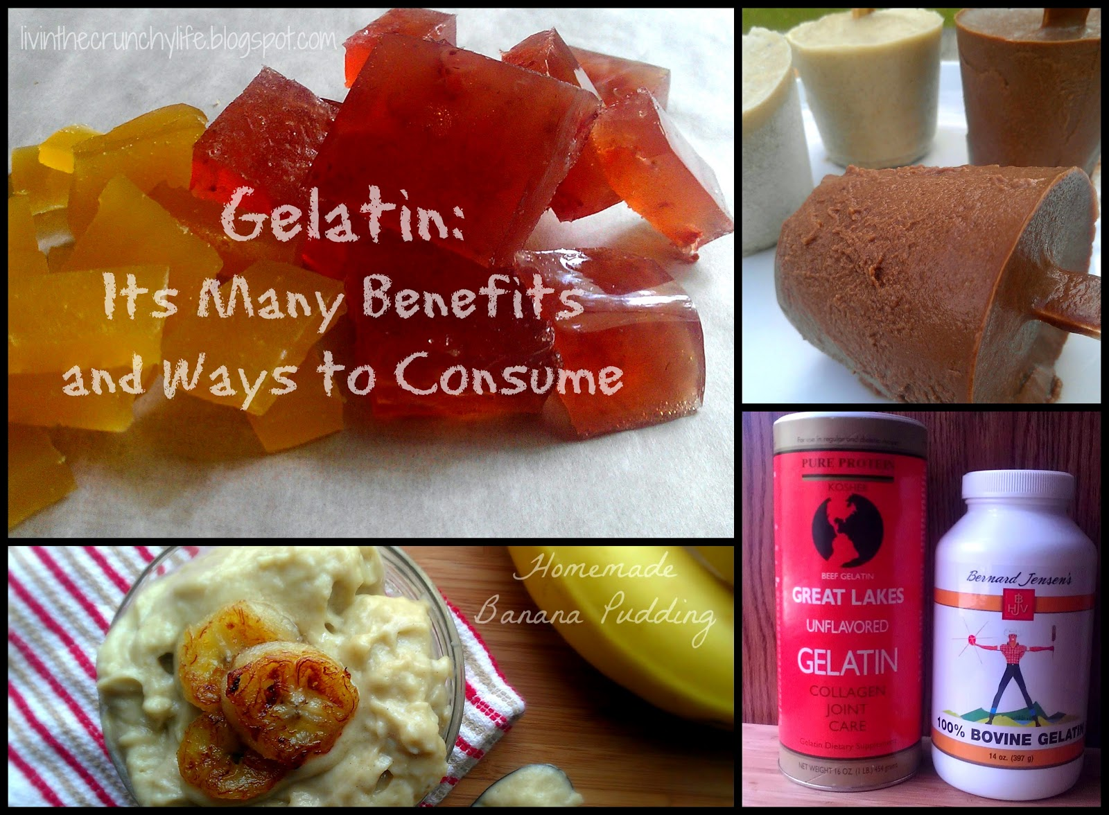 Gelatin: Its Many Benefits and Ways to Consume