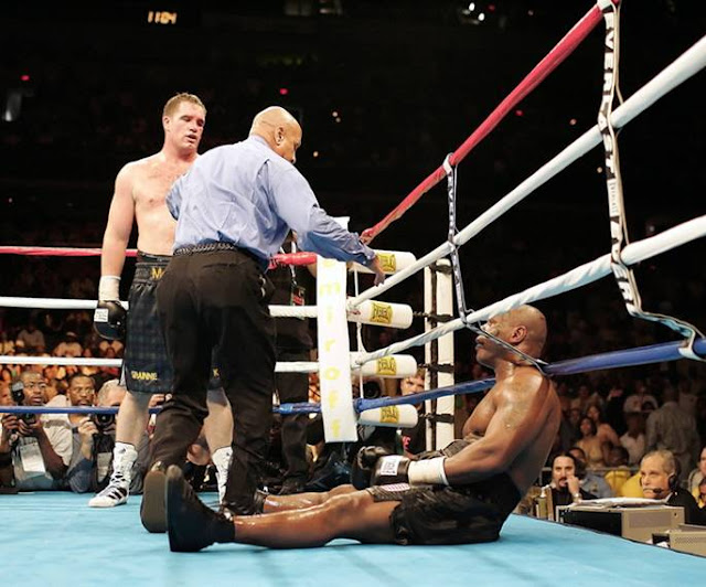 Mike Tyson vs Kevin McBride, 2005