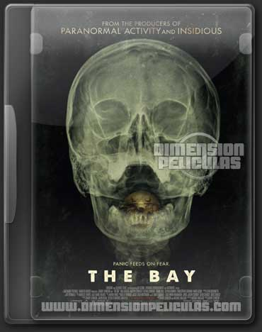 The Bay (BRRip HD Inglés Subtitulada) (2012)