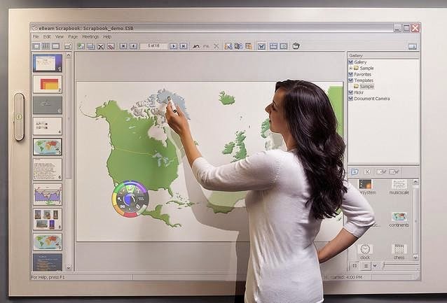 Revolutionize Your Teaching With SMART Interactive Whiteboards