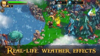 league of heroes imagens do jogo google play