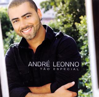 André Leonno Tão Especial CD Capa