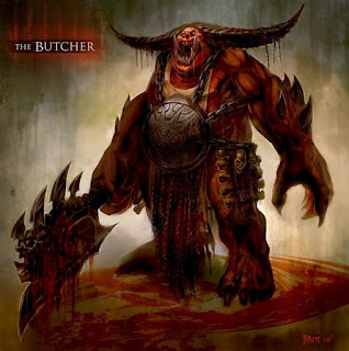 Diablo 3 succubus boss