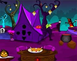 Juegos de Escape Escape The Halloween Tom