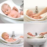 Acessórios e moveis modernos para bebês