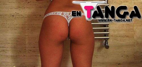T%C3%ADa+Espa%C3%B1ola+de+18+a%C3%B1os+en+Tanga Tía Española de 18 años en Tanga (Galería de Fotos)
