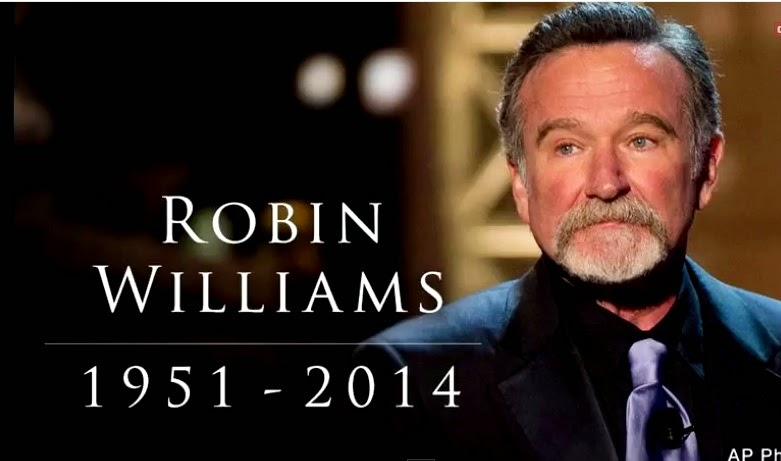 Tribute for the Legendary actor-comedian Robin Williams