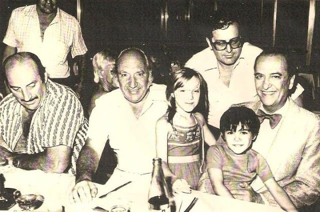 Hugo del Carril y Beto Pizorno