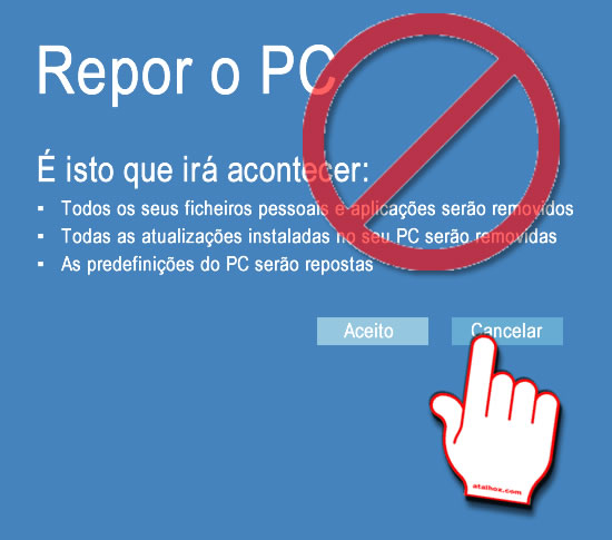 Boot Windows Repor o PC