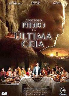 Baixar Filme Apóstolo Pedro e a Última Ceia DVDRip AVI + RMVB Dublado