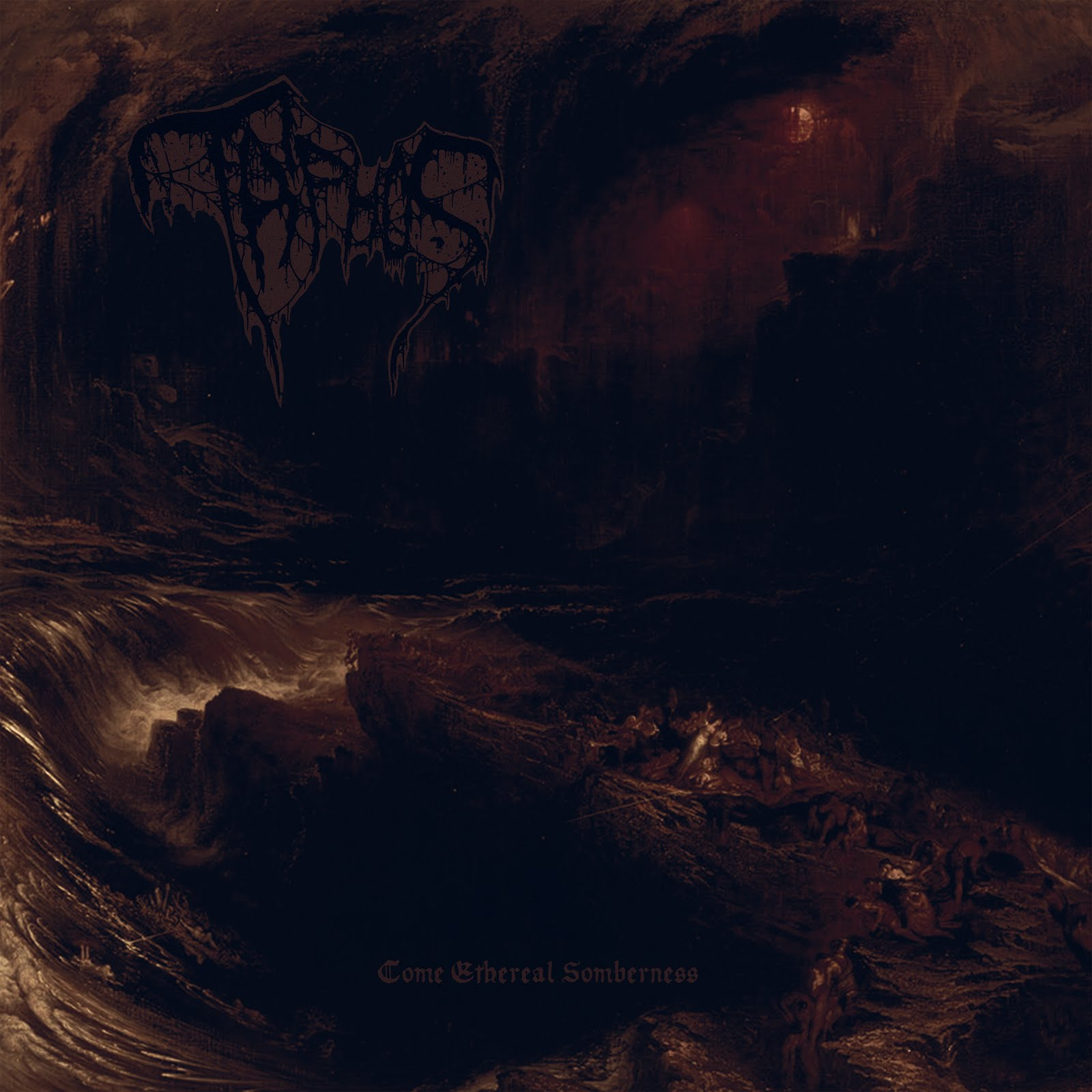 Taphos - Come Ethereal Somberness - Review and Double Track Stream.