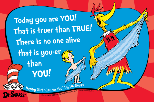 Dr Seuss Quotes About Education. QuotesGram