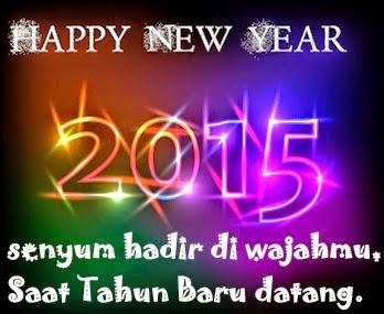 Gambar Ucapan Selamat Tahun Baru 2015 Happy New Year