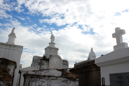 St Louis Cemetery No. 1