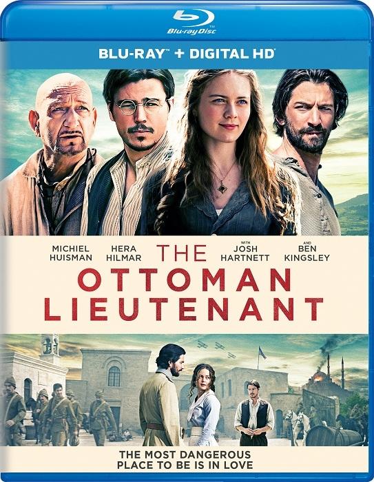 Sĩ Quan Ottoman - The Ottoman Lieutenant (2017)