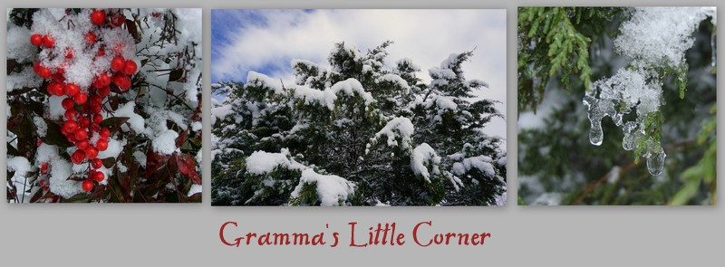 Gramma's Little Corner