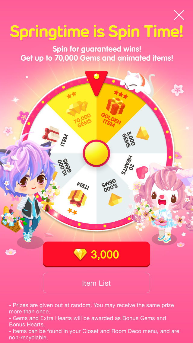 App'La Mode: LINE Play 101: How To Earn Gems
