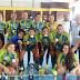 Porto Seguro campeã Futsal feminino na AABB Itabuna