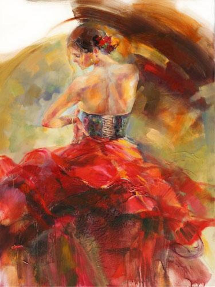 Beauty love and soul anna razumovskaya paintings for Best mural artists