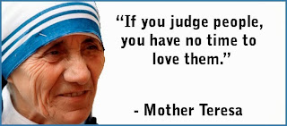 quote of mother teresa