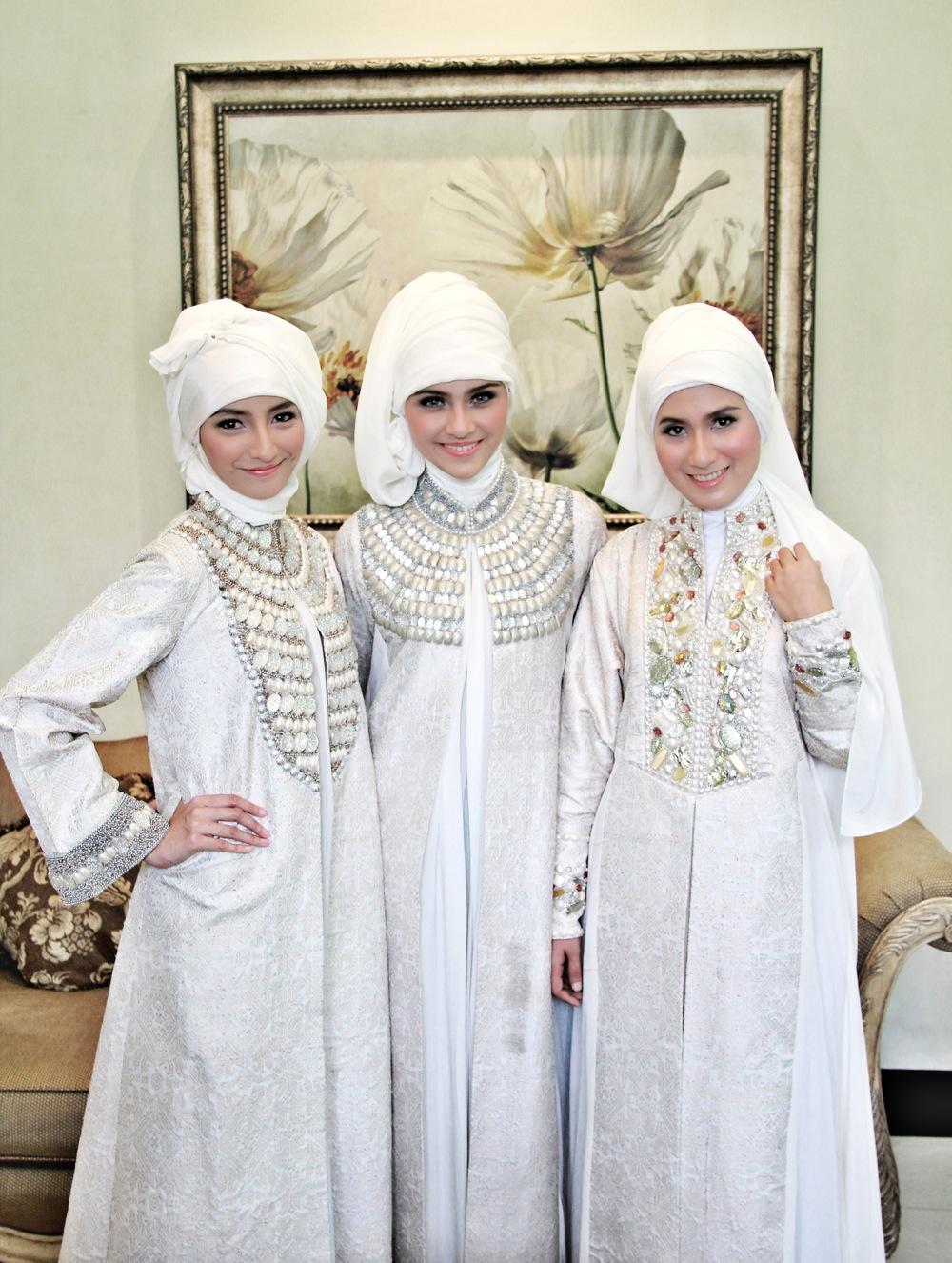 Koleksi Busana Muslim Gaya Timur Tengah Beauty And Style