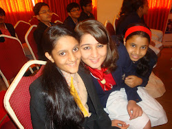 YJ's Dimple, Dhwani and Vakshi