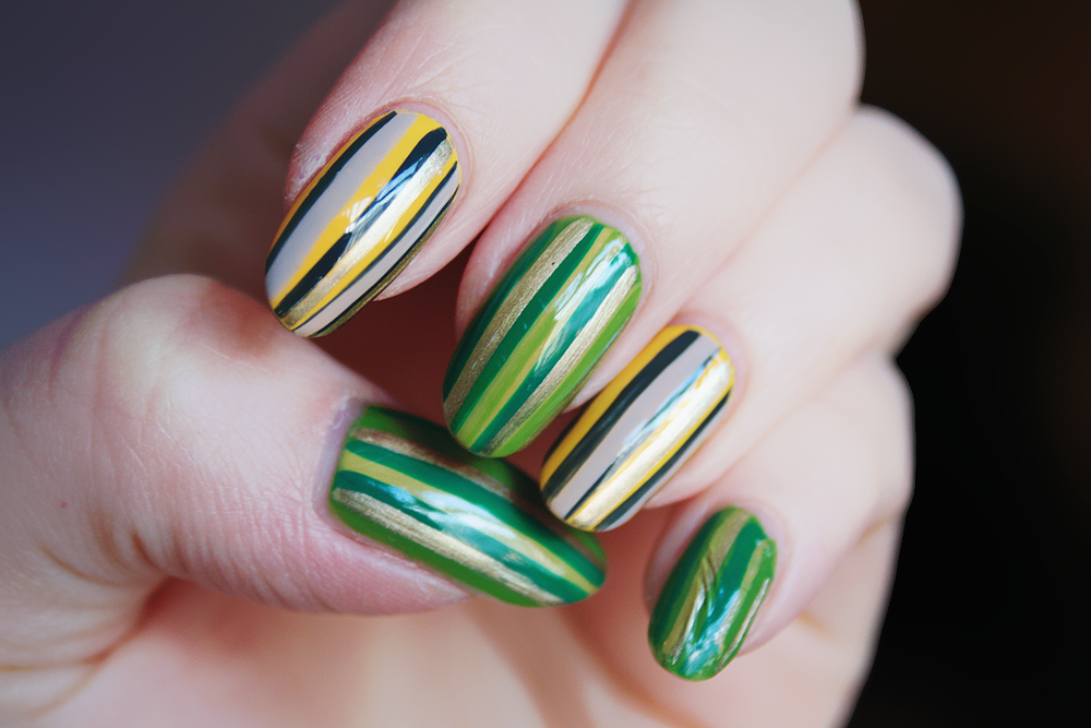 Game of Thrones Banquet Nails | Flails and Nails