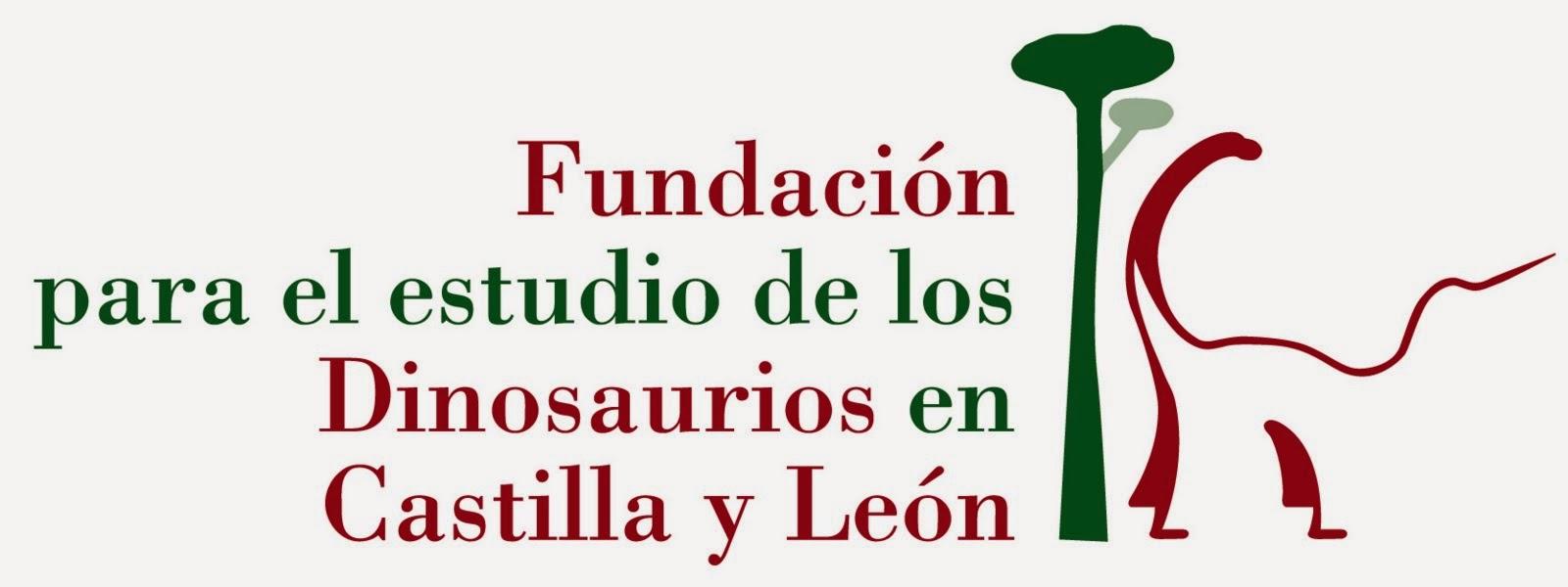 Web de la Fundación para el Estudio de los Dinosaurios en Castilla y león